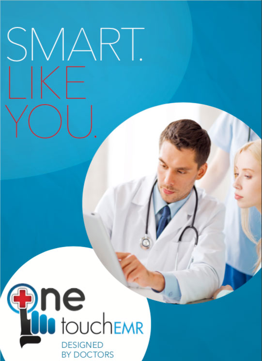 OneTouch Electronic Medical Records brochure